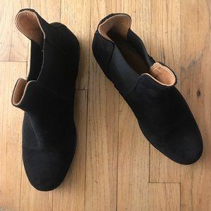 GANNI black Chelsea boots 9.5/41
